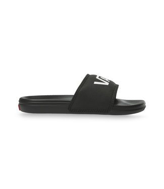 VANS VANS KIDS LA COSTA SLIDE-ON SANDAL BLACK