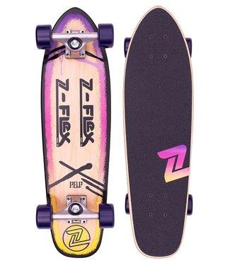 "Z-FLEX CRUISER POP PURPLE FADE 27"" CRUISER COMPLETE"