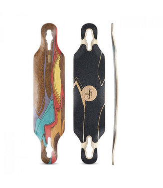 "LOADED ICARUS FLEX 2 38.4"" LONGBOARD DECK"