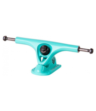 PARIS REVERSE KINGPIN V3 150MM 50D LONGBOARD TRUCKS TIFFANY