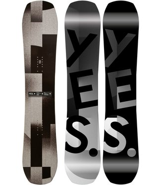 YES YES STANDARD SNOWBOARD 2022