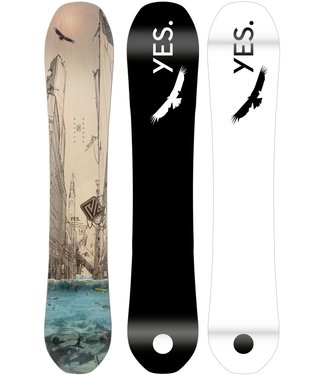 YES YES PYL SNOWBOARD 2022