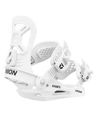 UNION UNION YOUTH CADET XS SNOWBOARD BINDINGS WHITE 2022