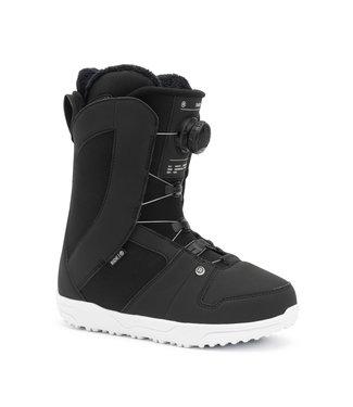 RIDE RIDE WOMEN'S SAGE BOA COILER SNOWBOARD BOOTS BLACK 2022
