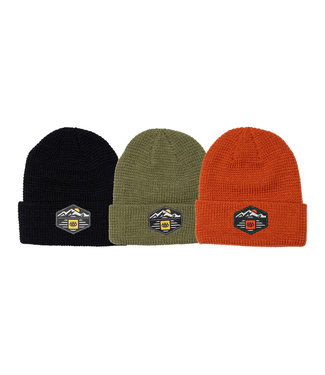 686 686 MEN'S WAFFLE KNIT BEANIE - 3 PACK ASSORTED 2022