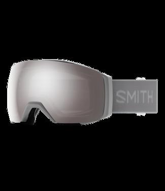 SMITH SMITH I/O MAG XL GOGGLE CLOUDGREY w/ CHROMAPOP SUN PLATINUM MIRROR + CHROMAPOP STORM ROSE FLASH 2022