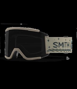SMITH SMITH SQUAD XL GOGGLE LIMESTONE VIBES W/ CHROMAPOP SUN BLACK + CHROMAPOP STORM ROSE FLASH 2022