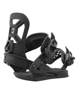 UNION UNION YOUTH CADET XS SNOWBOARD BINDINGS BLACK 2022