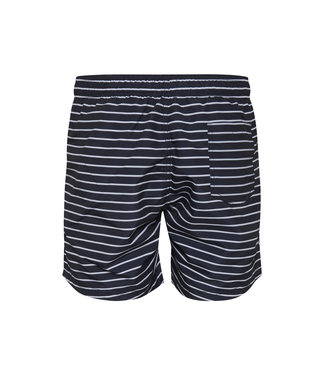 Blend Striped Swim Short