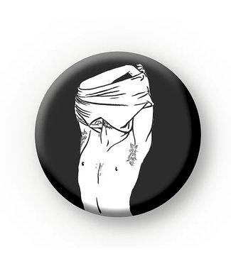 MIVOart Shirt off Pin - MIVOart