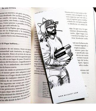 MIVOart Wild Thing Bookmark - MIVOart