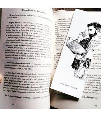 MIVOart Reading Bookmark - MIVOart