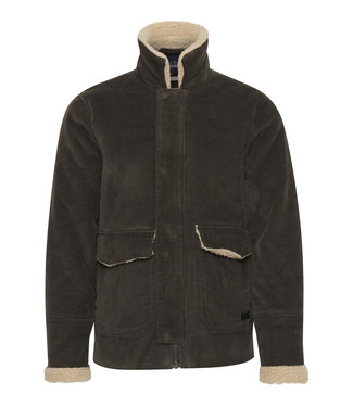 Blend Corduroy Jacket