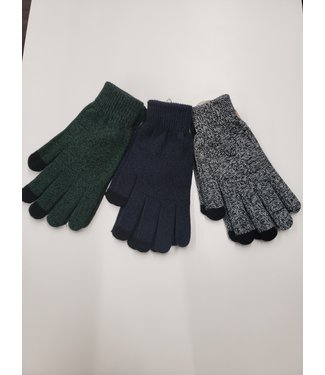 Blend Smart Gloves - Forest Night Green