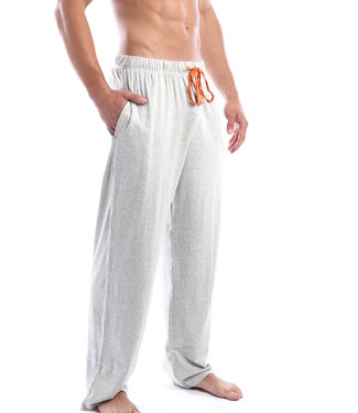 Wood Underwear Lounge Pant - Heather Grey