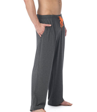 Wood Underwear Lounge Pant - Charcoal Heather