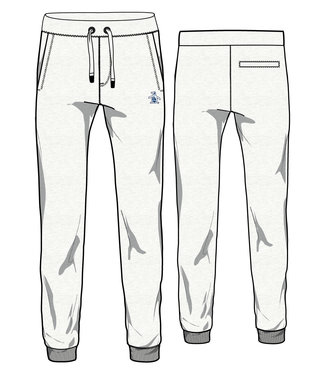 Original Penguin Sticker Pete Fleece Sweatpants