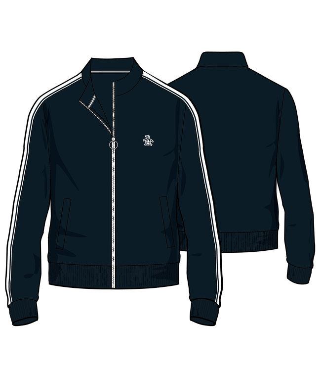 Original Penguin Long Sleeve Earl Track Jacket