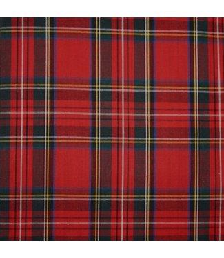 Edinburgh Lambswool Royal Stewart Cape