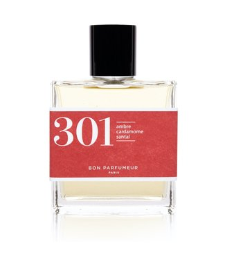 Bon Parfumeur 301 : sandalwood / amber / cardamom