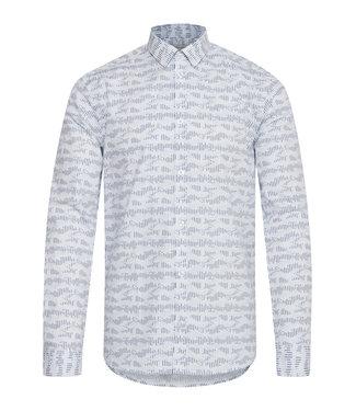 Casual Friday Arthur Jaquard Camo Shirt
