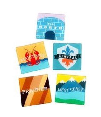 Main and Local Coast To Coasters