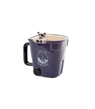 Main and Local Toronto Raccoon Mug