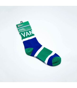 Main and Local Vancouver City Stripes Socks