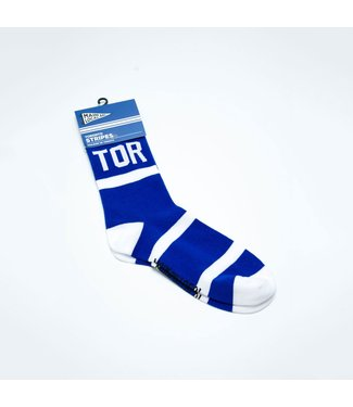Main and Local Toronto City Stripes Socks