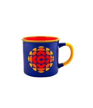 Main and Local CBC Logo Mug