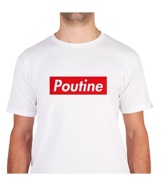 Main and Local Poutine Tee