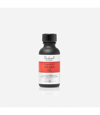 Rockwell Razors Beard Oil - Rockwell Razors