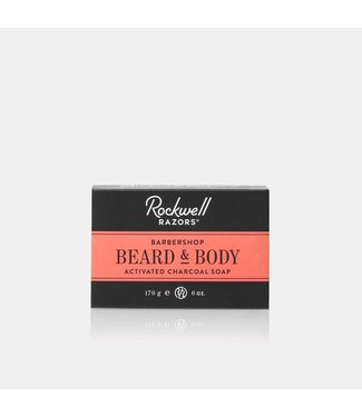 Rockwell Razors Beard & Body Bar - Rockwell Razors