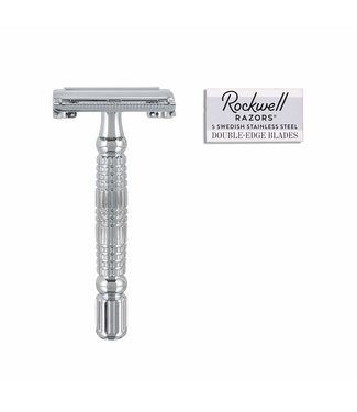 Rockwell Razors R1 Safety Razor - Rockwell Razors