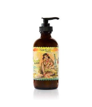 Barefoot Venus Hunny Mango Macadamia Oil Body cream - Barefoot Venus