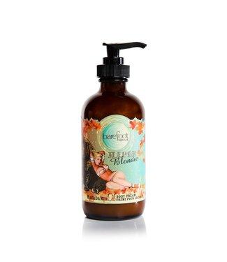 Barefoot Venus Maple Blondie Macadamia Oil Body Cream - Barefoot Venus