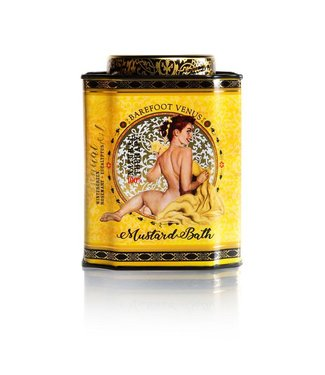 Barefoot Venus Essential Oils Mustard Bath - Barefoot Venus