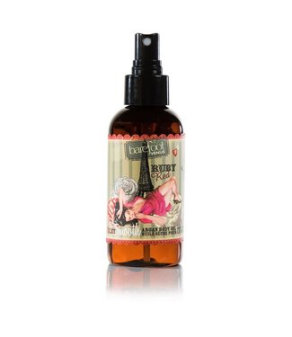 Barefoot Venus Ruby Red Argan Body Oil - Barefoot Venus