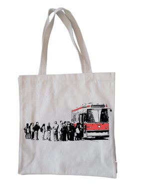 Tresnormale Streetcar Tote