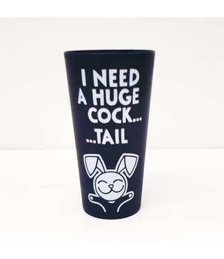 Cartoon Called Life Bunny 'A Huge Cocktail' Cup