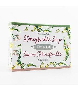 Dot & Lil Honeysuckle bar soap - Dot & Lil