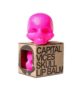 Rebels Refinery Pink Skull Lip Balm (Mint) - Rebels Refinery