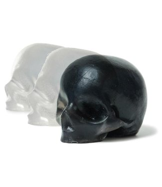 Rebels Refinery Skull Soap 3 Pack (Black) - Rebels Refinery
