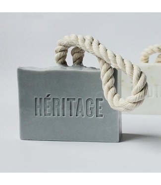 Clark & James Heritage cotton rope soap - Clark $ James