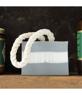 Clark & James Gin Cotton Rope Soap - Clark & James