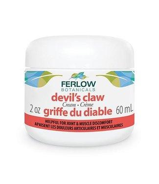 Ferlow Botanicals Devil's Claw Cream - Ferlow Botanicals