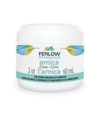 Ferlow Botanicals Arnica Cream w/ Rosemary Oil - Ferlow Botanicals