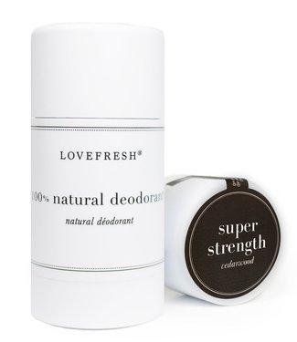 Lovefresh Super Strength Deodorant - Lovefresh