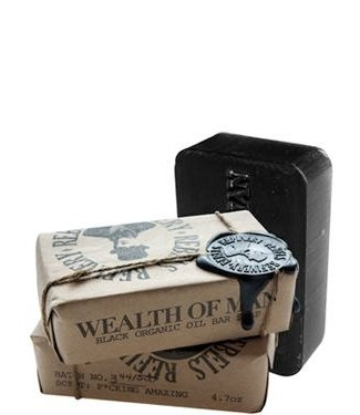 Rebels Refinery Wealth of Man Organic Soap Bar - Rebels Refinery