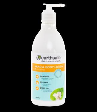 earthsafe Unscented Hand & Body Lotion - earthsafe